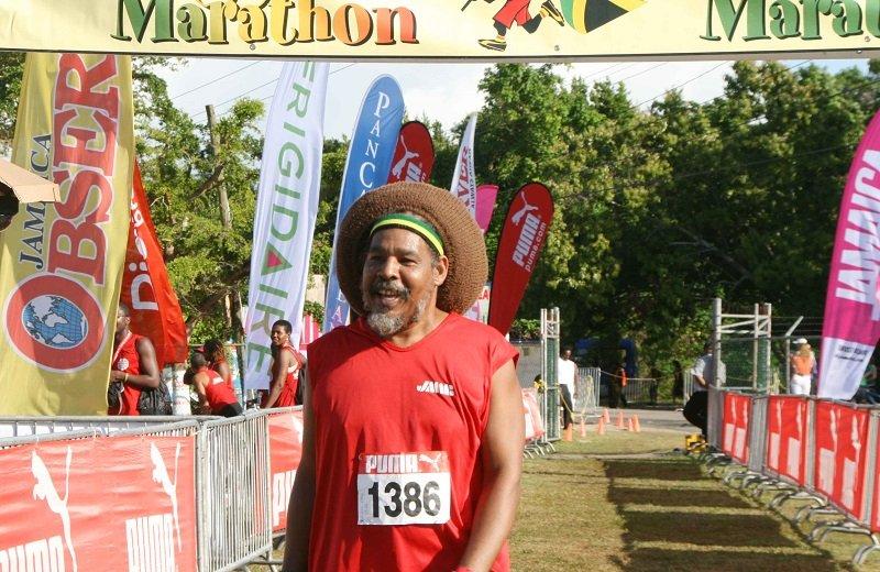 reggae marathon negril