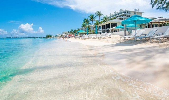 Seven Mile Beach à Grand Cayman