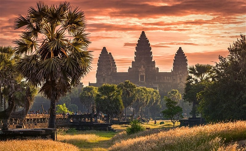 séjour cambodge