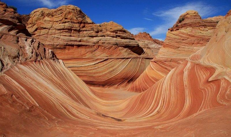 The Wave en Arizona