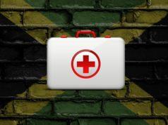 Kit de premiers soins pour un voyage en Jamaïque