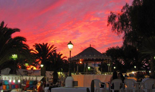 Vie nocturne à Lanzarote