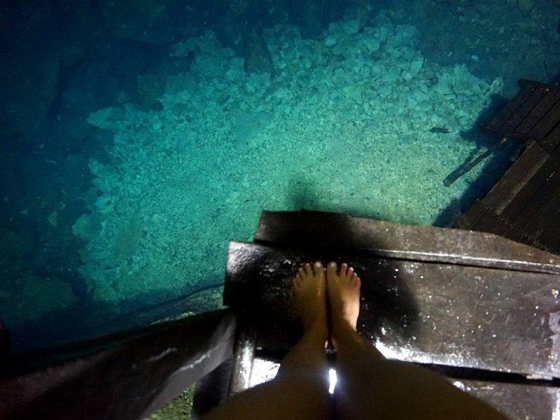 Cenote Tamcach-Ha