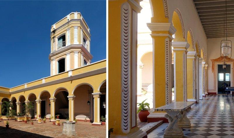 Palacio Cantero trinidad