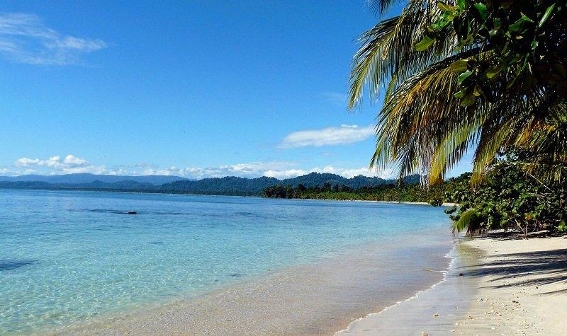 Parc national de Cahuita playa blanca