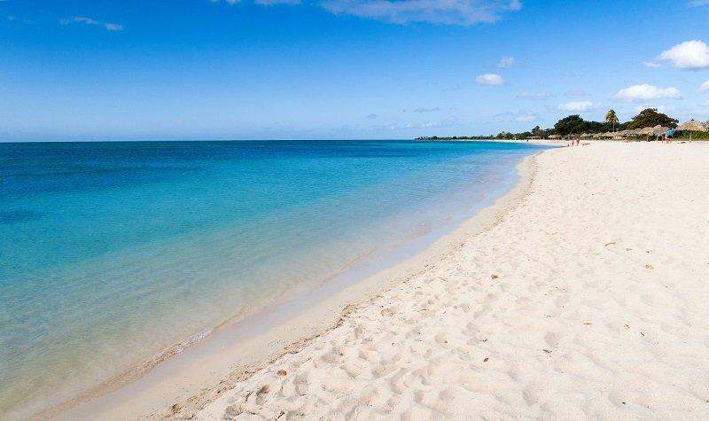 Playa Ancón cuba