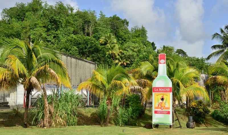 Visiter la distillerie La Mauny