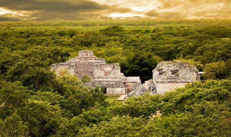 Ek Balam au Mexique