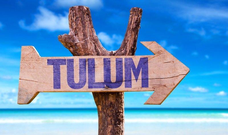 Tulum au Mexique