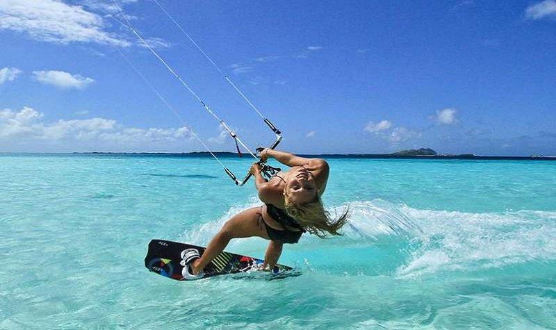 kitesurf los roques