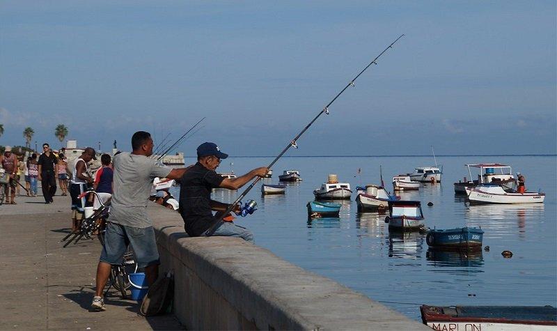 pêche malecon cuba
