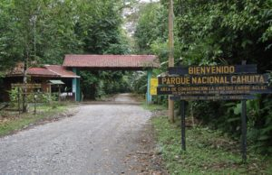 Parc national de Cahuita