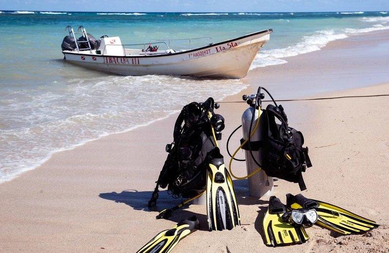 plongée Playa Jibacoa