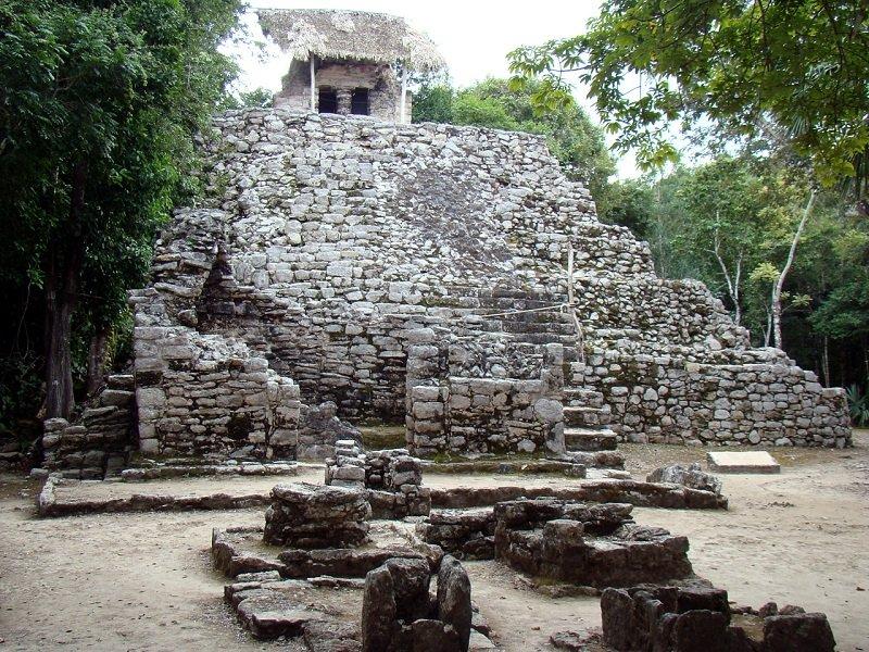 ruines coba