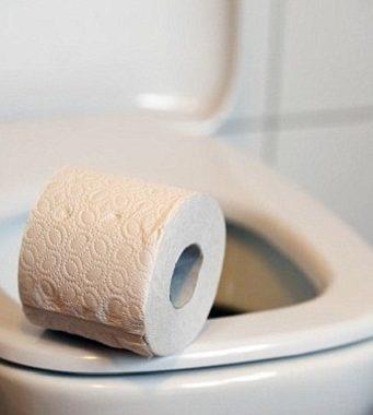 Les toilettes en Grèce