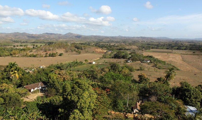 vallée de Los Ingenios à cuba
