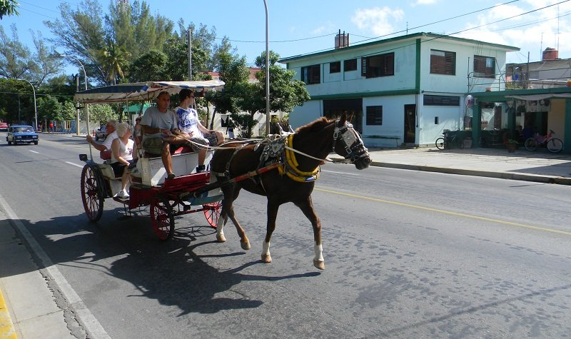 varadero ville cheval