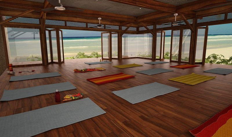 yoga hotel sanara tulum