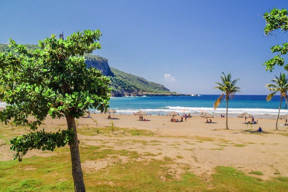 plage Baconao