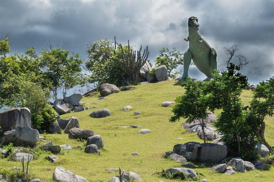 Baconao vallée prehistoire