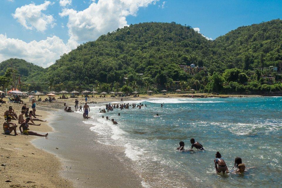 Baconao plage