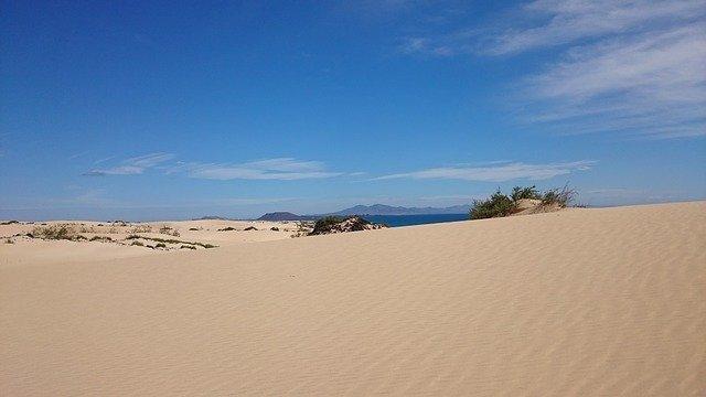 Corralejo plage