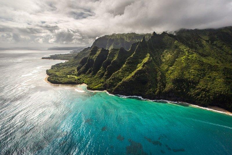côte de Na Pali