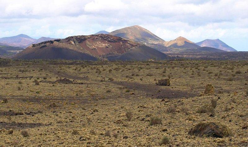 Lanzarote réserve biosphère UNESCO