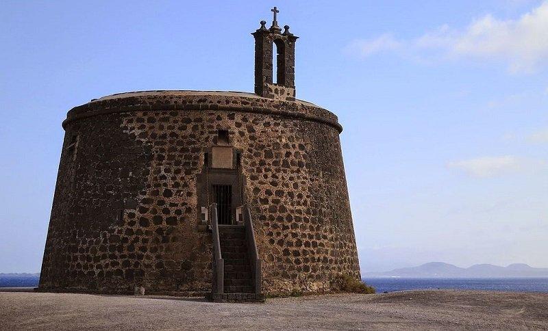 Castillo de las Coloradas