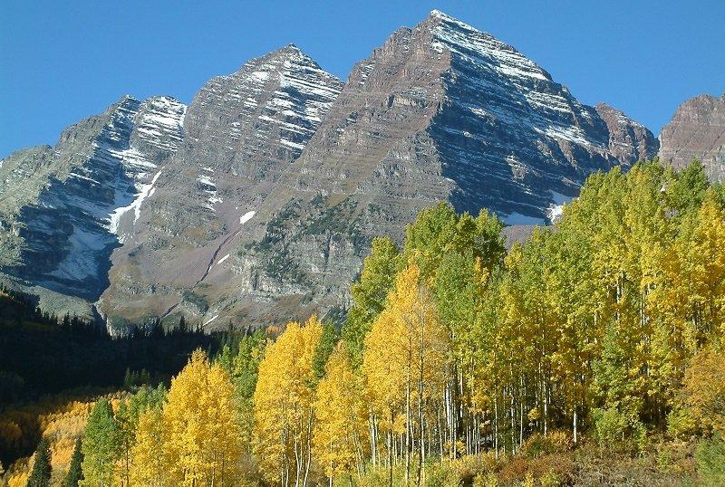 Maroon Bells - Snowmass Wilderness