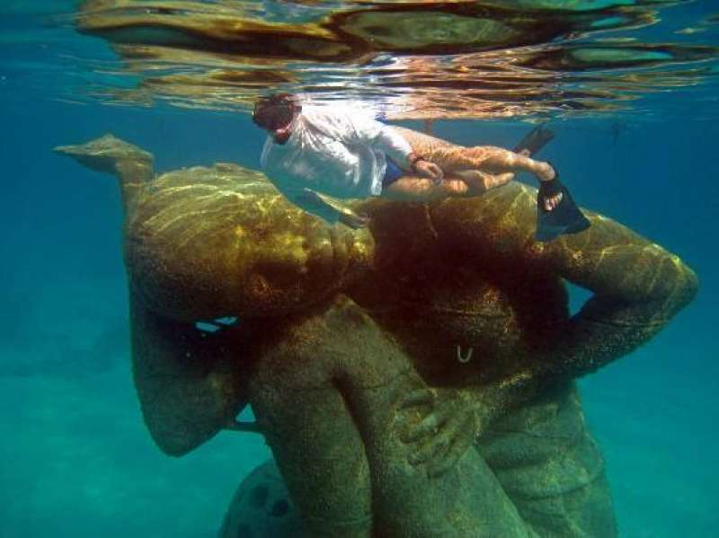 Museo Atlantico snorkeling