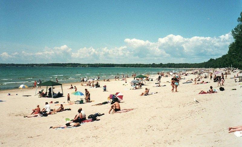 plage Sandbanks