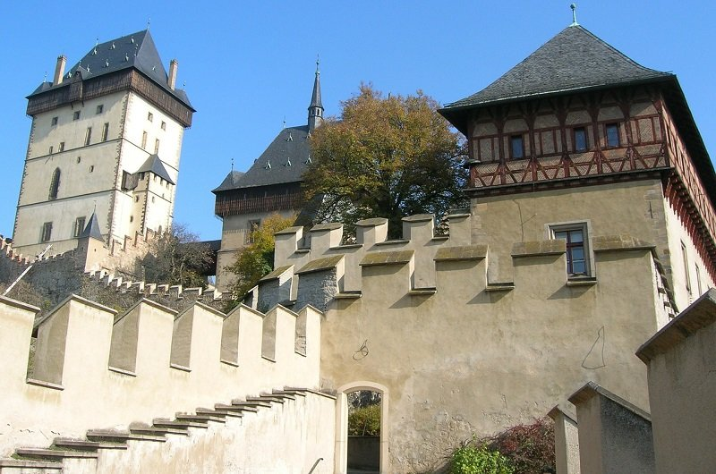 château fort de Karlstein