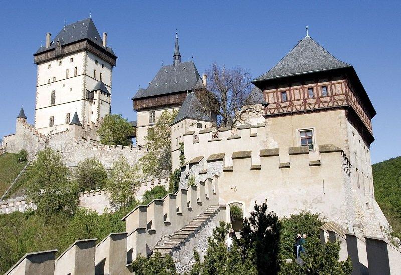 château Karlstein