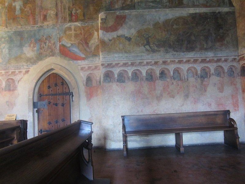 chapelle sainte crois karlstein