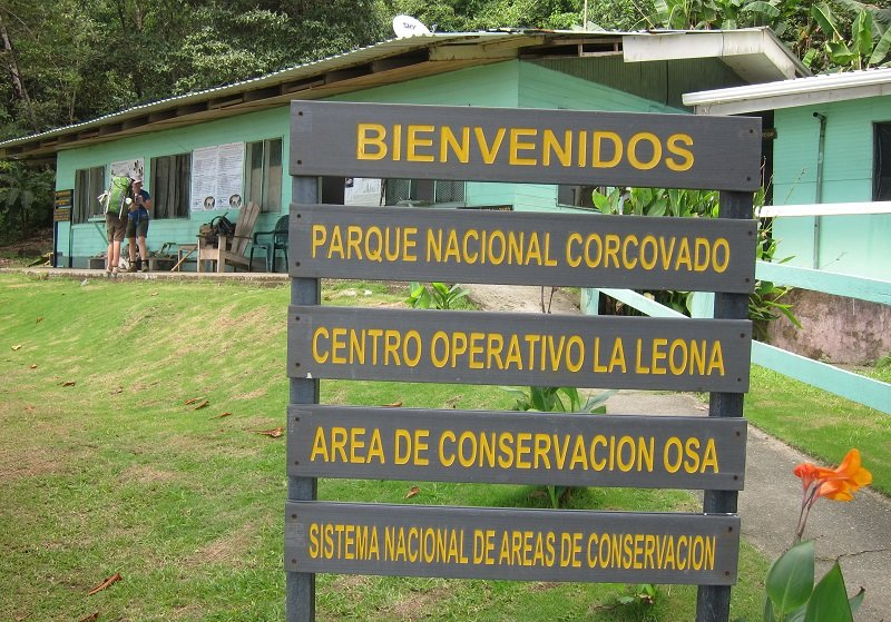 parc national corcovado