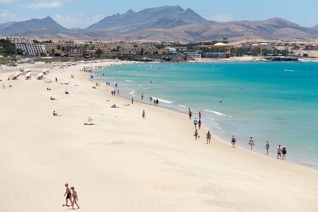 fuerteventura plage