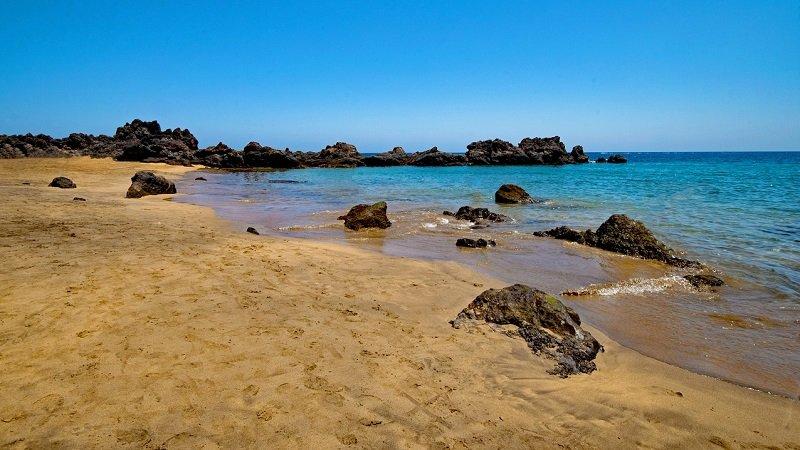 meilleures plage de lanzarote