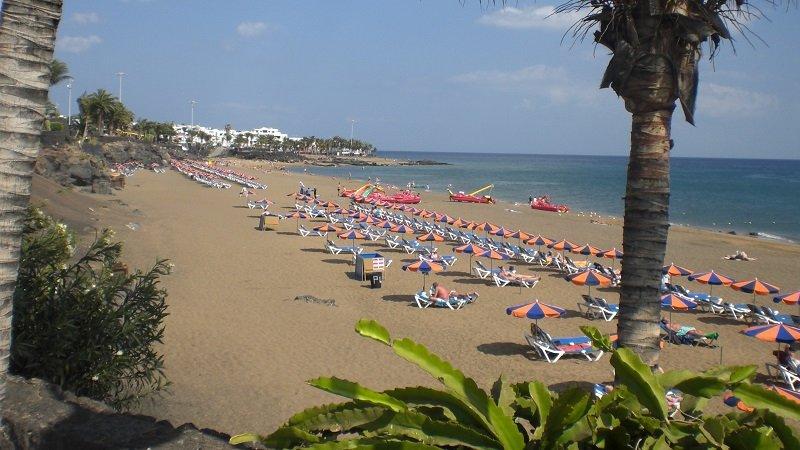 les meilleures plages de lanzarote