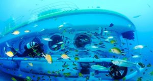 safari sous marin lanzarote