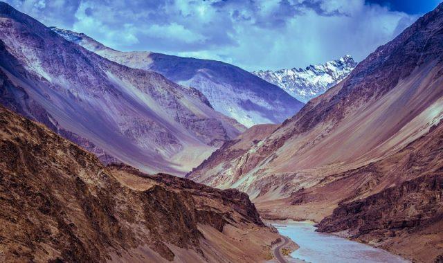 Ladakh en inde