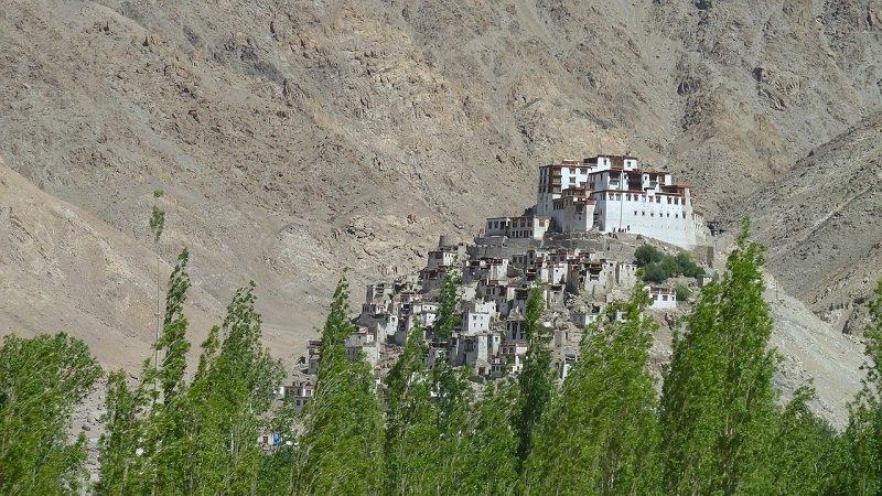 Ladakh monastère