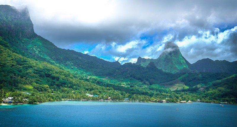 iles à visiter à tahiti