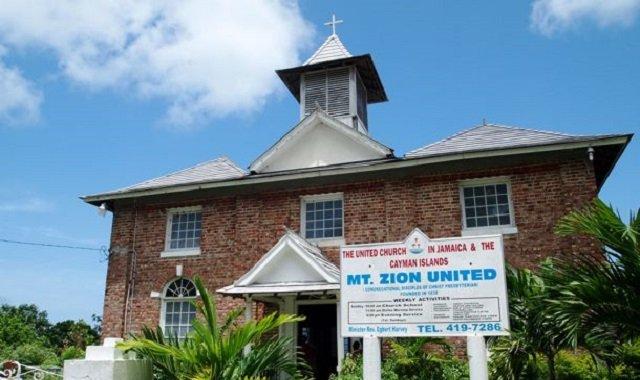 Mount Zion en Jamaïque