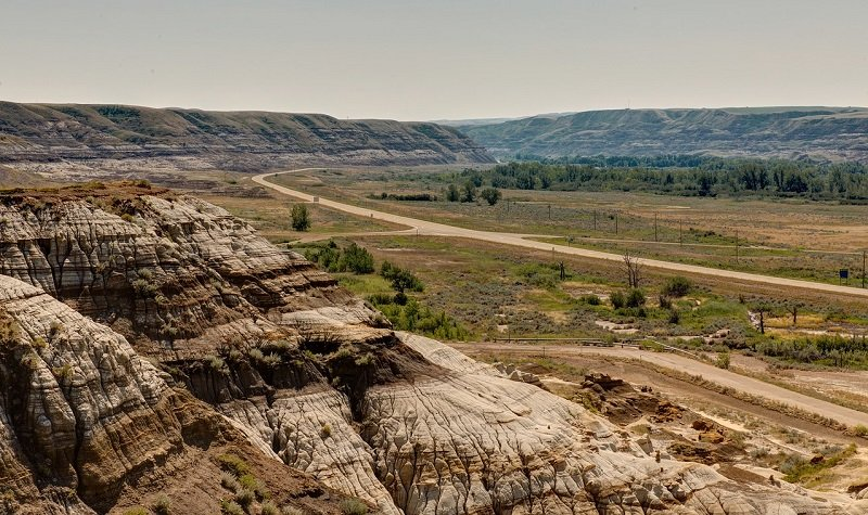 Parc national des Badlands dakota