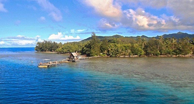 quelles iles visiter tahiti