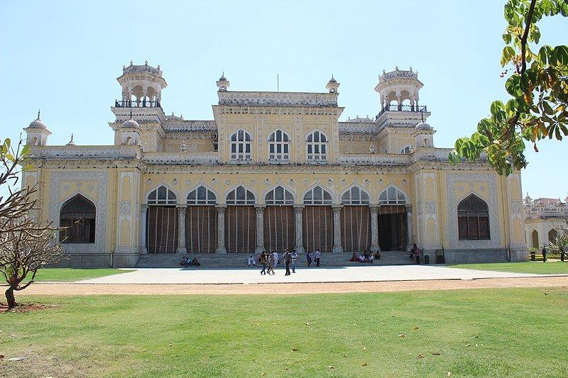 palais Chowmahalla hyderabad