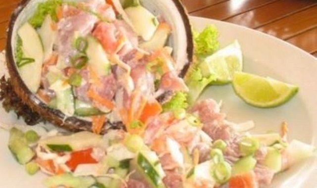 que manger à tahiti