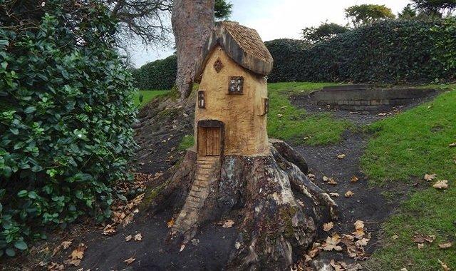 Balloch Park Fairy Trail