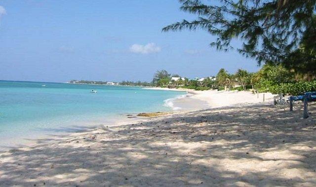 plages des iles caimans